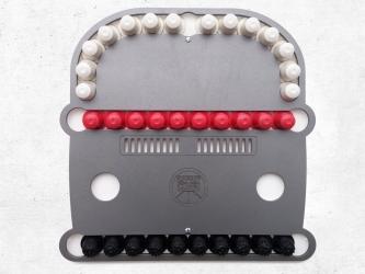 Porte capsules Van 70' par Esprit Combi - 35,00 €