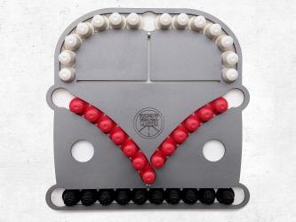 Porte capsules Van 60' par Esprit Combi - 35,00 €