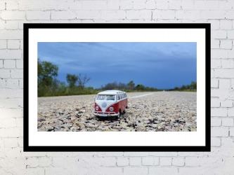 Australie - Cadre 20x30 par Esprit Combi - 18,00 € -40%