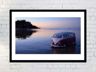 Australie - Cadre 20x30 par Esprit Combi - 18,00 €