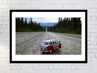 Alaska - Cadre 20x30