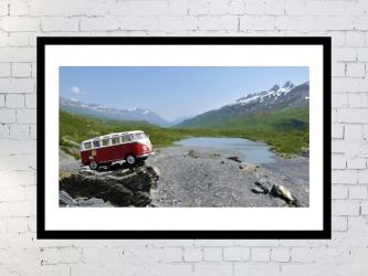 Alaska - Cadre 20x30 par Esprit Combi - 18,00 €