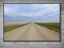 Route, Canada - Tirage 30x45 par Esprit Combi - 25,00 €