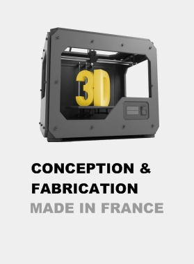 Conception et fabrication made in France par Esprit Combi