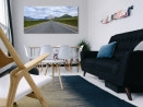 Dalton Hwy, Alaska - Toile 120x60 par Esprit Combi - 132,00 €