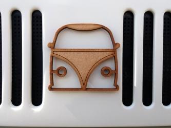 Van 60's Magnet