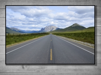 Dalton Hwy, Alaska - Tirage 30x45