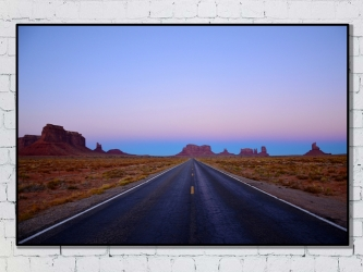 Monument Valley, United States - Photo Print 50x70