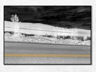 La Route, Norvège - Tirages 50x70