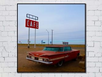 Route 66, États-Unis - Tirages 50x50