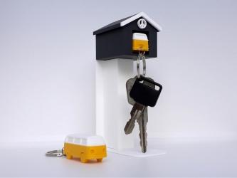 Van 70's Keychain