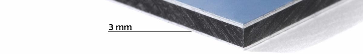 Aluminium Dibond® print